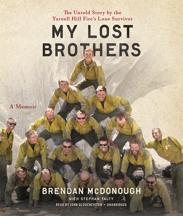 my lost brothers book cover